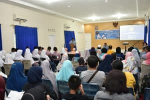 Lanud RHF Gelar Sosialisasi SMA Pradita Dirgantara TA 2020 kepada Siswa Siswi SMP Wilayah Kepri