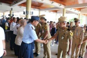 Operasi Pengaman Natal 2019 Dan Tahun Baru 2020 Resmi Di Tutup Di Bandara Internasional Minangkabau