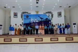 DANLANUD IWJ MENGAJAK SISWA-SISWI SMP SE-KARESIDENAN MADIUN MENJADI BAGIAN DALAM MENUJU INDONESIA EMAS 2045