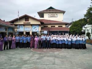 Lanud Sutan Sjahrir Kembali Sosialisasikan SMA Pradita Dirgantara