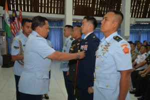 KASAU : PERWIRA TNI POLRI HARUS TUMBUHKEMBANGKAN LIFELONG LEARNING