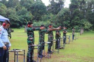 Jelang Kasau Cup 2020, Makoopsau I Latihan Menembak