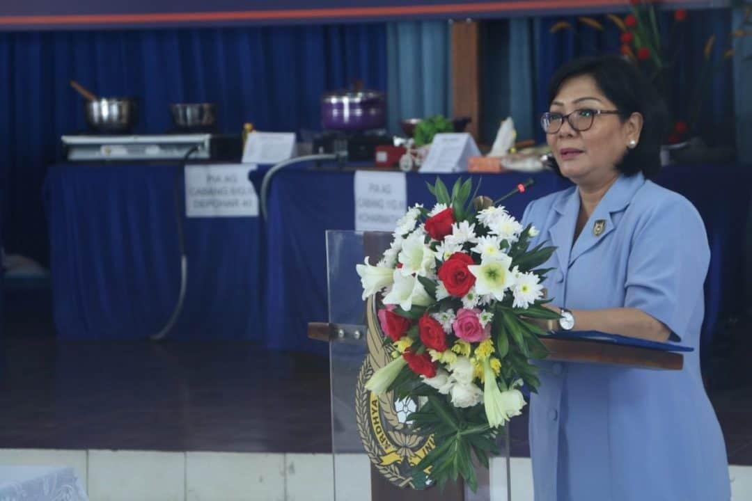 Ketua PIA AG Koharmatau : Kegitan Arisan Wadah Silaturahmi Bandung-Koharmatau.