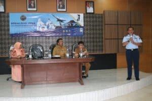 Yasarini dan Lanud Sugiri Sukani Gencar Promosikan PPDB SMA Pradita Dirgantara di Kota Cirebon