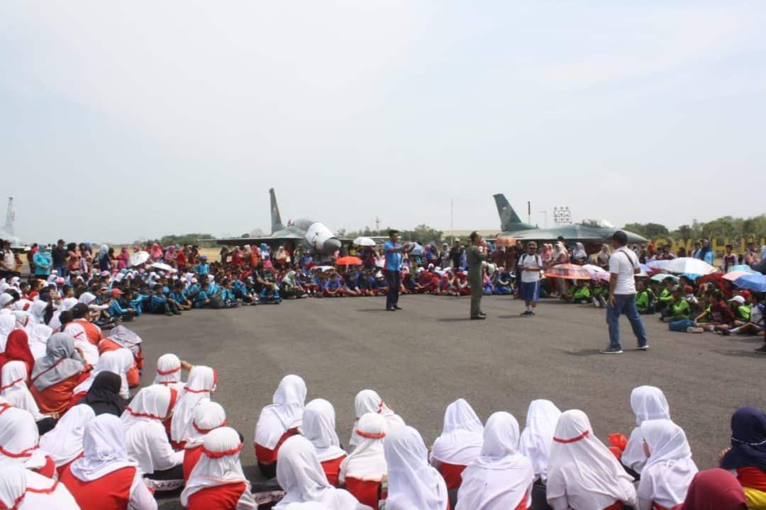 Lanud Iswahjudi, Destinasi Wisata Edukasi Di Jawa Timur
