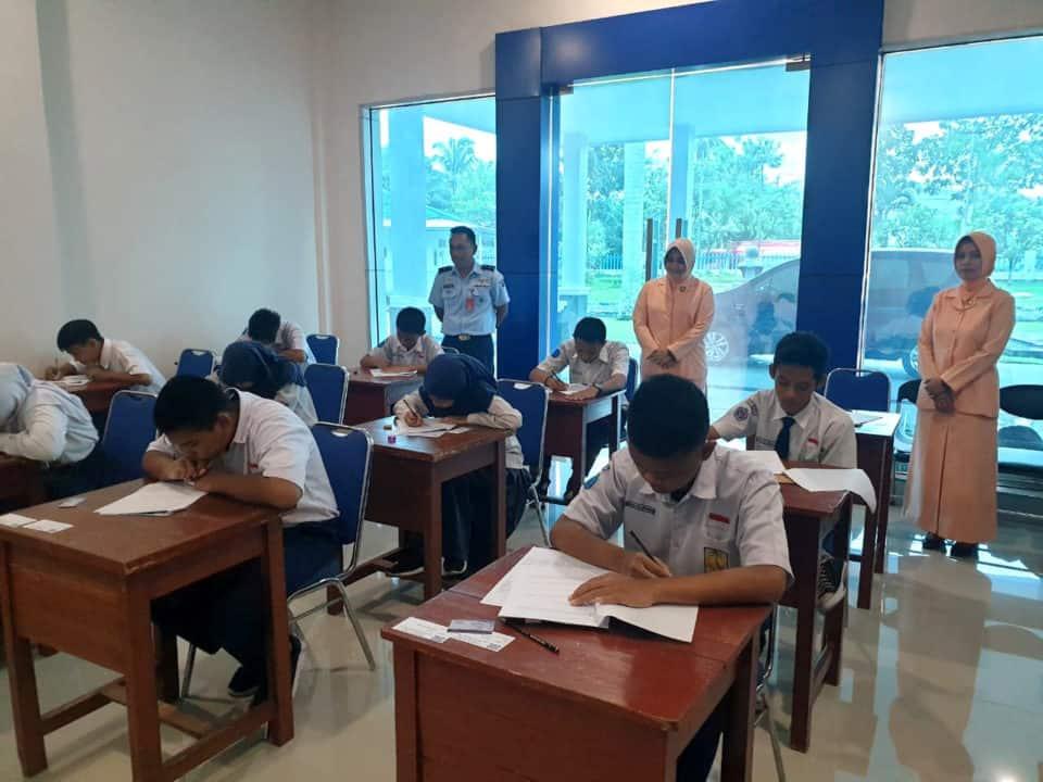 Lanud Wiriadinata Melaksanakan Seleksi Daerah PPDP SMA Pradita Dirgantara