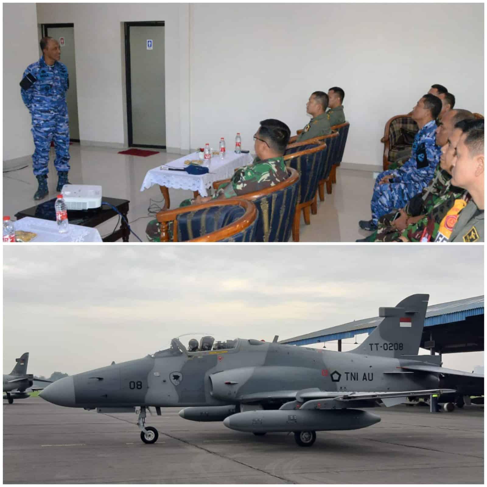 Lanud Soewondo Mendukung Latihan Kilat dan Cakra C-20 Kosekhanudnas III Medan