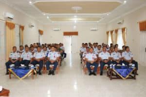 Sosialisasi TWP oleh Dinas Perawatan Personel TNI AU Lanud Bny