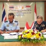 TNI AU – RTAF Adakan AFJWG