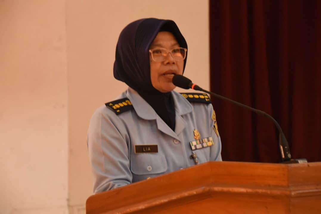 Pertemuan Wanita Angkatan Udara di B.P. Boediardjo Koharmatau.