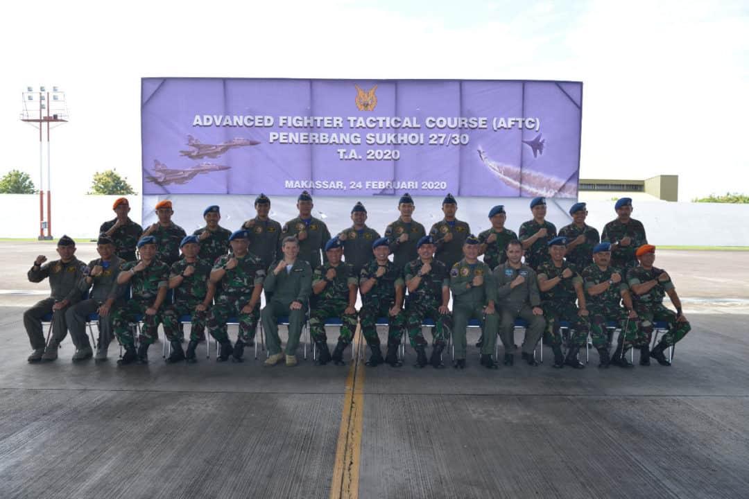 Advance Fighter Tactical Course (AFTC) di Skadron Udara 11 Resmi Dibuka