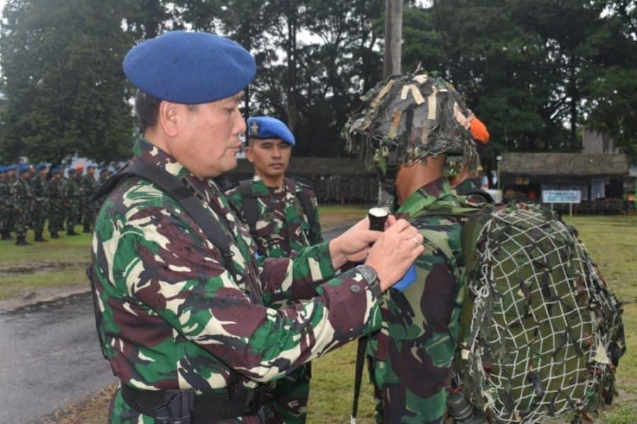 Danlanud Smo Buka Latganda Semata PK TNI AU A-78