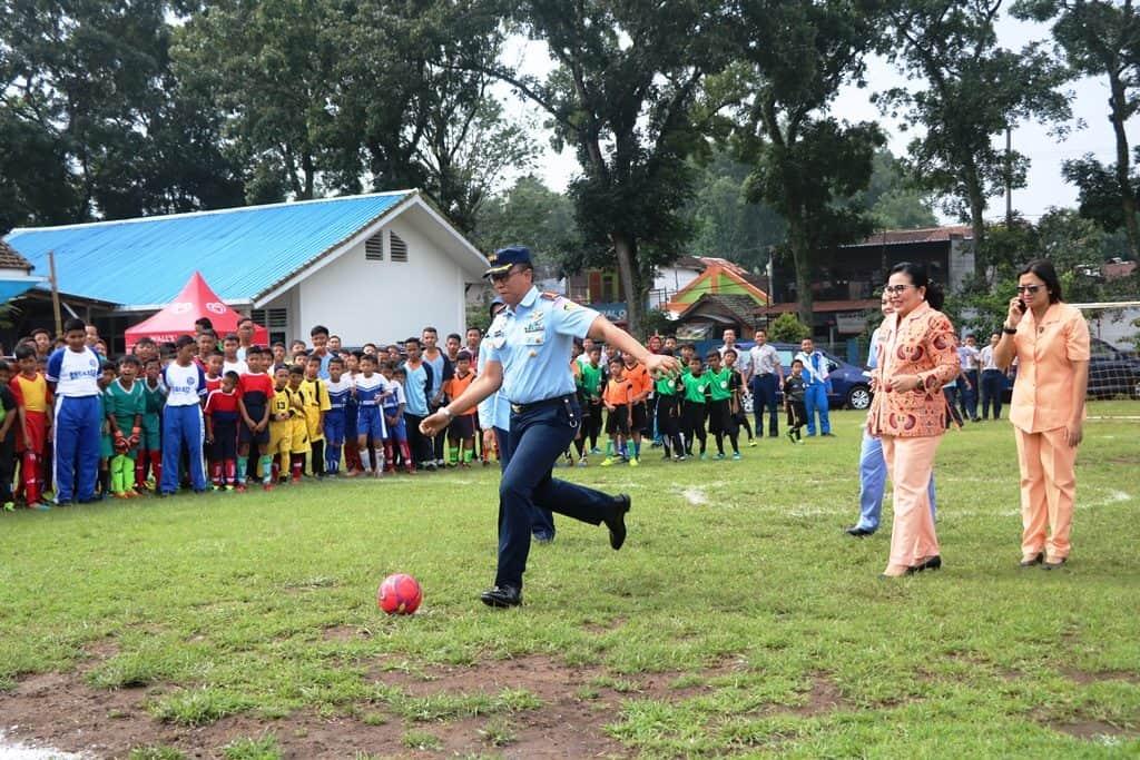 Invitasi Futsal Antar SD/MI Se-Kec.Singosari Perebutkan Danlanud Abd Saleh Cup Tahun 2020