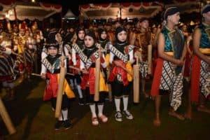 Danlanud Adisutjipto Hadiri Pembukaan Festival Jogja Heboh 2020