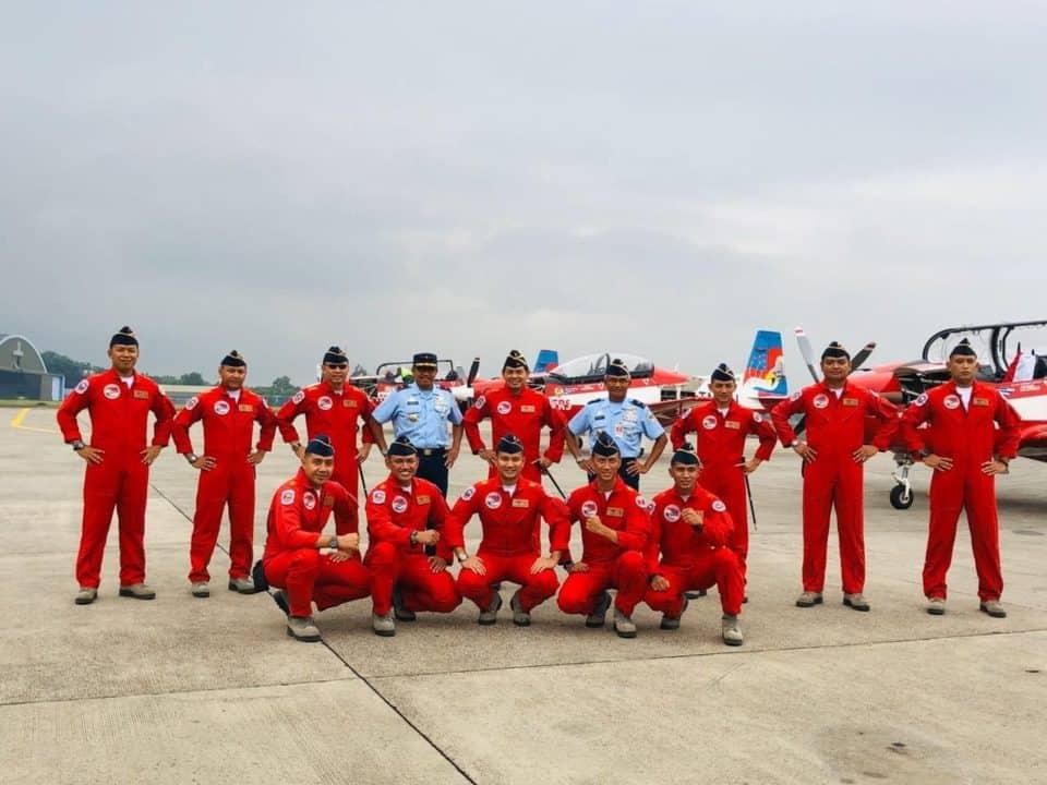 Jelang Tampil di SAS 2020 Dankodiklatau Minta JAT Jadi Duta Kebanggaan Bangsa