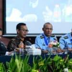 Rakorlogau TA.2020 Aslog Kasau: Komunitas Logistik Harus Lakukan Perubahan