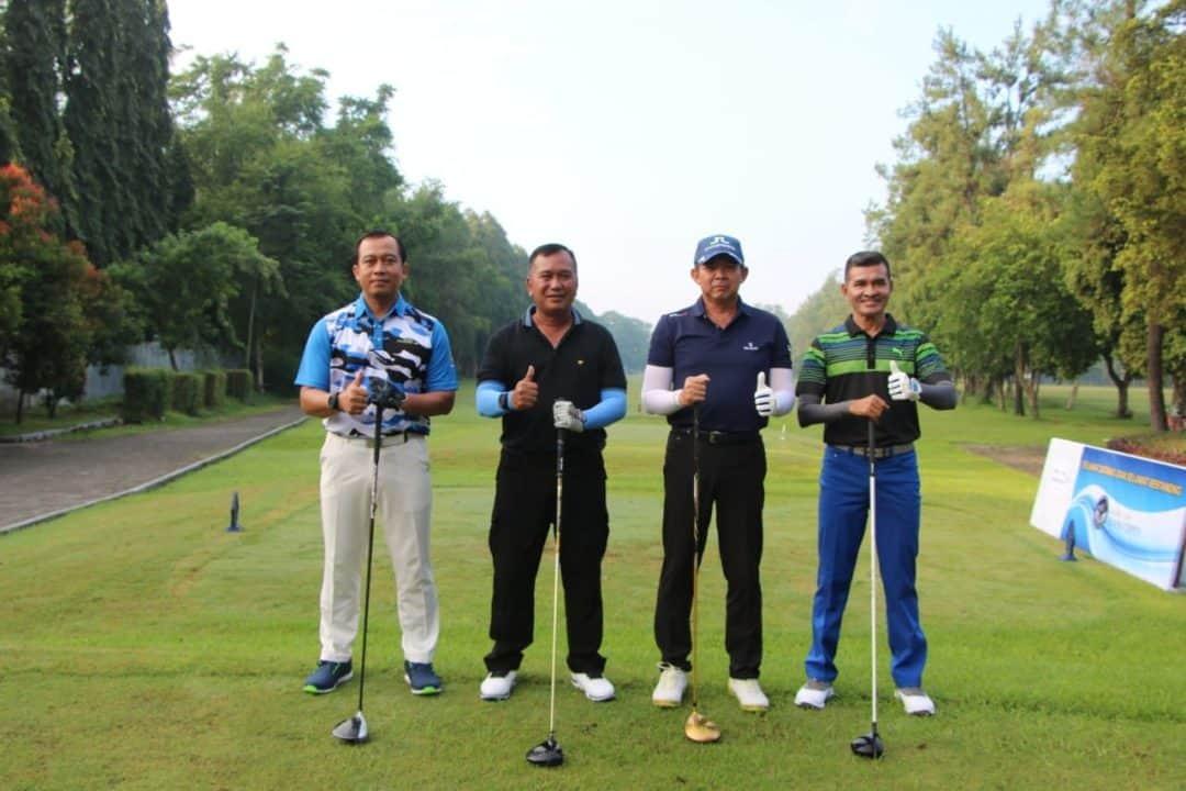 Tingkatkan Sinergitas, Fun Golf Perwira digelar di Lanud Adisutjipto