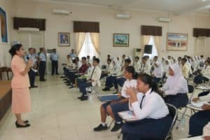 Tes Seleksi Daerah SMA Pradita Dirgantara digelar di Lanud Adisutjipto