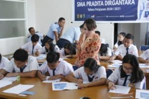 Lanud Sam Ratulangi Menggelar Seleksi Tingkat Daerah SMA Pradita Dirgantara