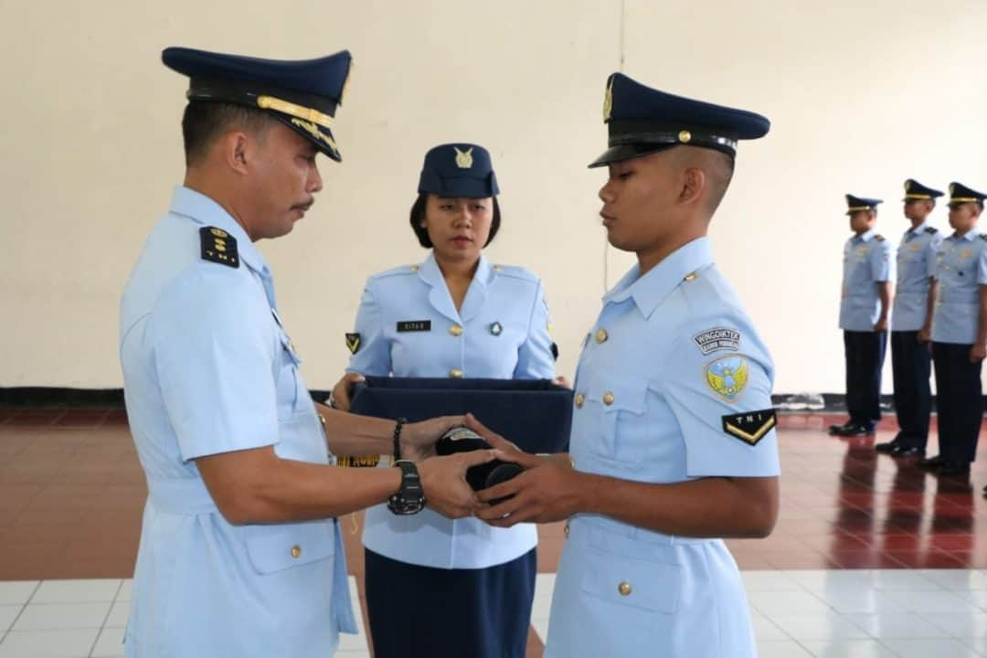Wingdiktek, Serda Dimas Satya Andanu Siswa Terbaik Sejurlahar EISMBSC