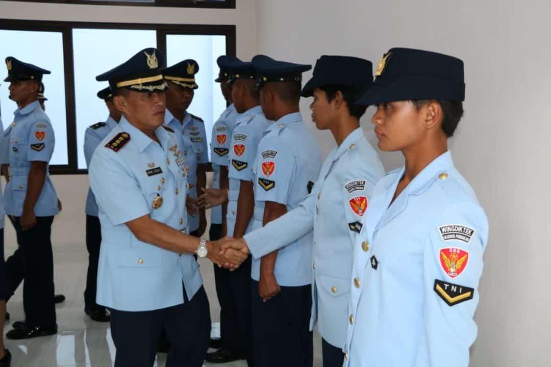 Danwingdiktek Resmi Buka Pendidikan Sejurba TUM A-23 di Skadik 304 Jakarta