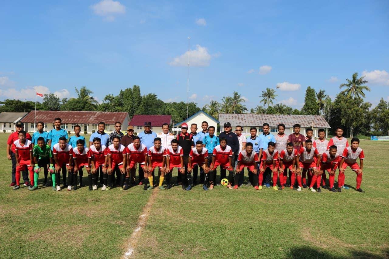 Turnamen Danlanud BNY Cup tahun 2020 telah resmi dimulai.