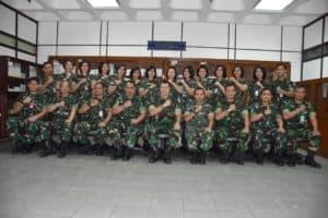Jawab Tantangan Tugas, TNI AU Bekali Kemampuan Bahasa Inggris Prajuritnya