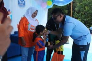 Kenalkan KB dan TK Angkasa Lanud Iskandar Lewat Angkasa EXPO
