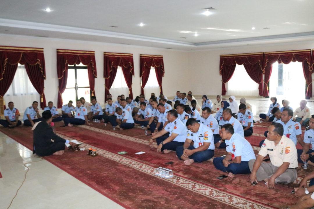 Bintal Kosekhanudnas III Jalan Menuju Akhirat