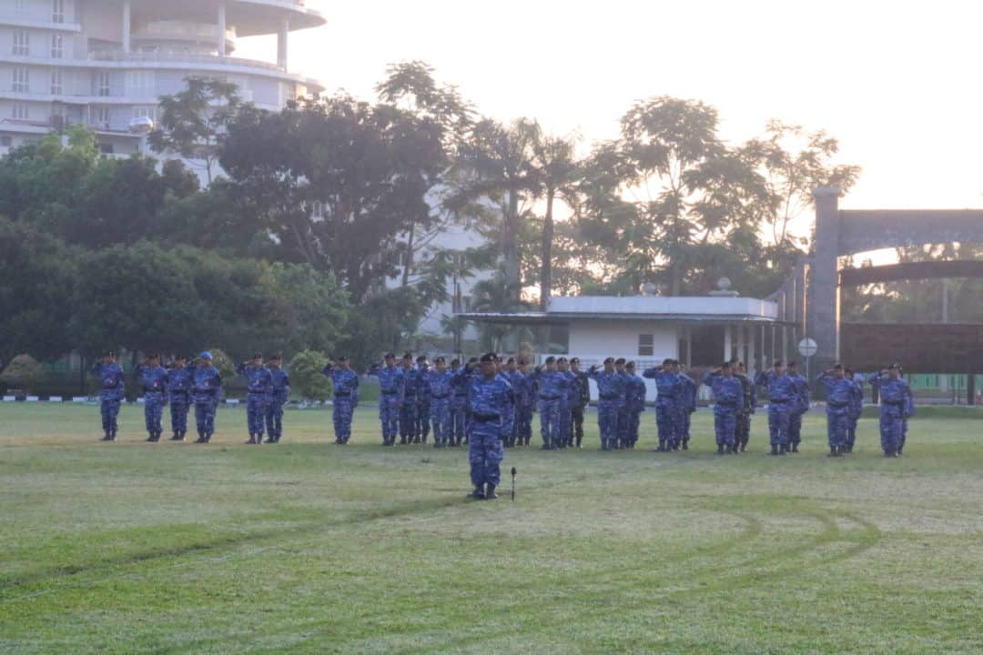 Personel TNI Angkatan Udara, Bekerjalah Secara Profesional Sesuai Tugas Keahliannya