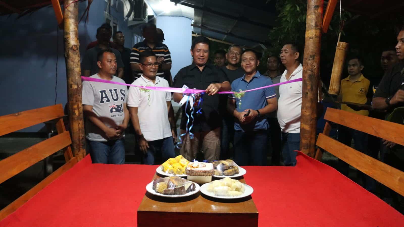 Pangkosekhanudnas IV resmikan Saung Pandawa