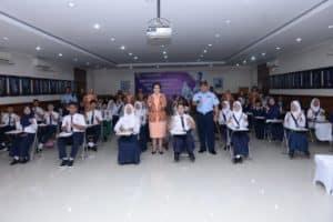 LOLOS VERIFIKASI, 64 SISWA SMP DI MAGETAN DAN SEKITARNYA MENGIKUTI SELEKSI PPDB SMA PRADITA DIRGANTARA DI LANUD ISWAHJUDI