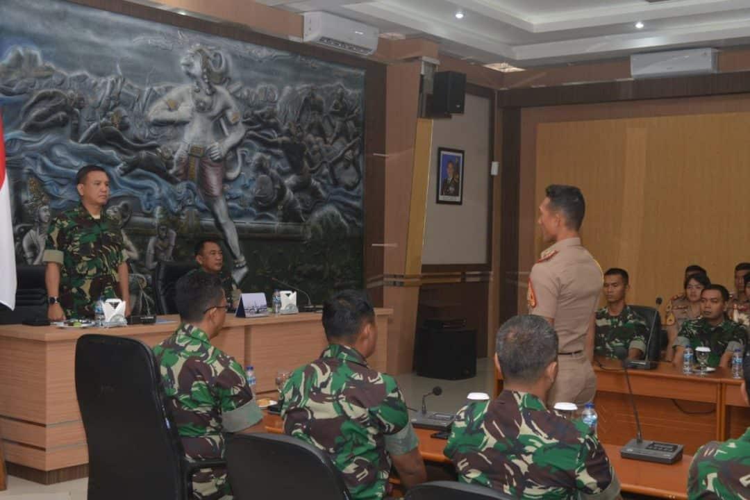Pratikum Manajemen Perawatan Pesawat Taruna AAU di Lanud Abd Saleh