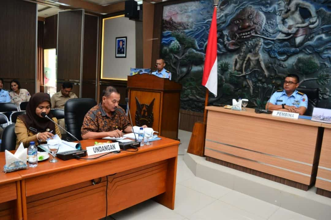 Primkopau Cendrawasih Lanud Abdulrachman Saleh Gelar R.A.T.