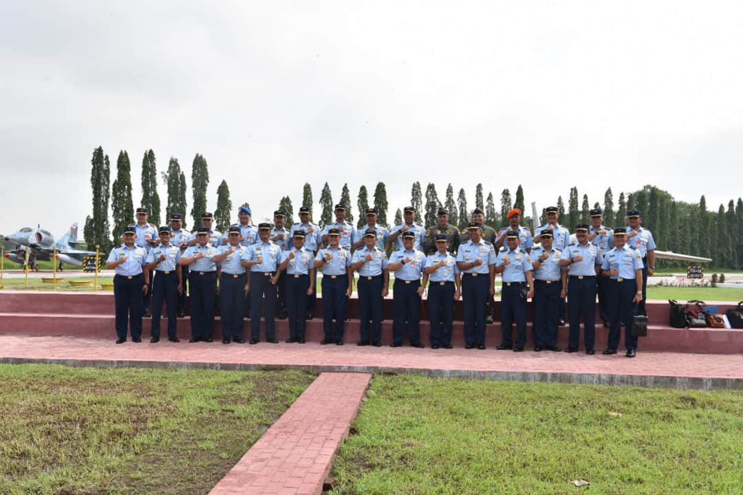 Taman Sky Guard Legend Lanud Iswahjudi, Sarana Edukasi Bagi Generasi Muda