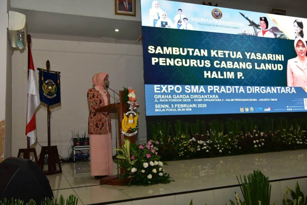 Expo SMA Pradita Dirgantara 2020 Bagi-bagi Doorprize