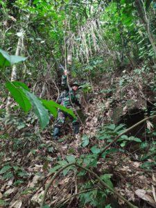 Siap Bekali Survival Tempur , Waduk Jatiluhur Jadi Pilihan Latihan Koopsau I