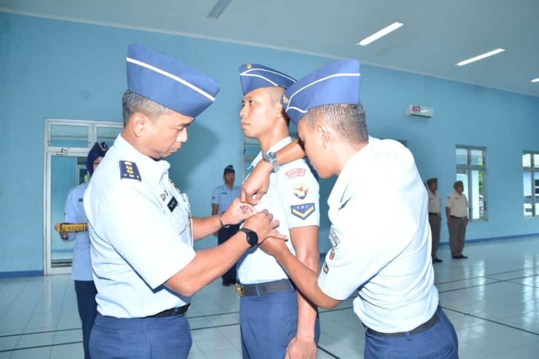 KNIBI TNI AU Angkatan Pertama Resmi Dibuka Di Sesa Lanud Iswahjudi