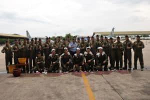 LANUD ISWAHJUDI SUKSES LAHIRKAN 5 PENERBANG TEMPUR TNI ANGKATAN UDARA