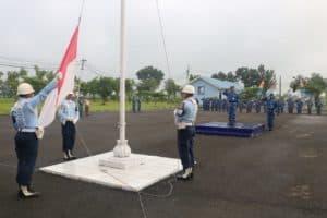 Upacara Bendera 17-an di Lanud Sugiri Sukani, Majalengka