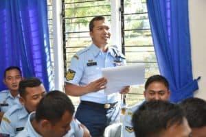 Primkopau Lanud RHF Gelar Rapat Anggota Tahunan Tahun Buku 2019/2020