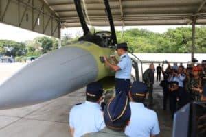 TNI AU Berhasil Up Grade F-16 Jauh Lebih Canggih