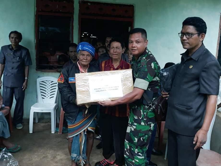 Komsos TNI AU Lanud El Tari Kupang