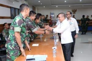 Entry Brief Awali Pemeriksaan BPK-RI di Lanud Iswahjudi dan Insub