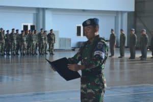 Latihan Sriti Gesit 2020 Lanud Sultan Hasanuddin Resmi Ditutup