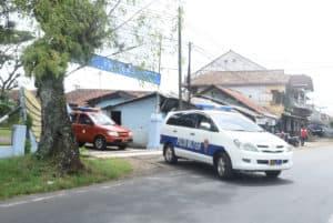 Lanud Wiriadinata Laksanakan Patroli Sosialisasi Virus Corona