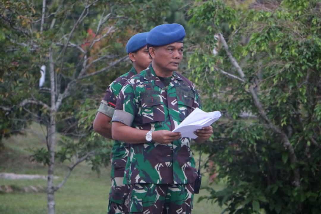 Kapuskes TNI, Hadapi Virus Corona, Tetap Waspada dan Jaga Pola Hidup Sehat