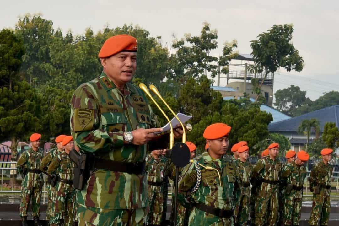 Dankorpaskhas : Junjung Tinggi Netralitas TNI