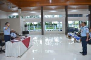Sosialisasi Doktrin TNI AU dan Konsep Doktrin Operasi Udara di Lanud Sultan Hasanuddin