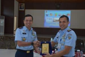 Pasis Sekkau A-107 Laksanakan Orientasi di Lanud Sultan Hasanuddin Makassar